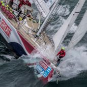 20170809 Copyright onEdition 2017 Free for editorial use image, please credit: onEdition The Clipper 2017-18 Round the World Yacht Race Fleet. This image is copyright the onEdition 2017©. This image has been supplied by onEdition and must be credited onEdition. The author is asserting his full Moral Rights in relation to the publication of this image. Rights for onward transmission of any image or file is not granted or implied. Changing or deleting Copyright information is illegal as specified in the Copyright, Design and Patents Act 1988. If you are in any way unsure of your right to publish this image please contact onEdition on 0845 900 2 900 or email: info@onEdition.com